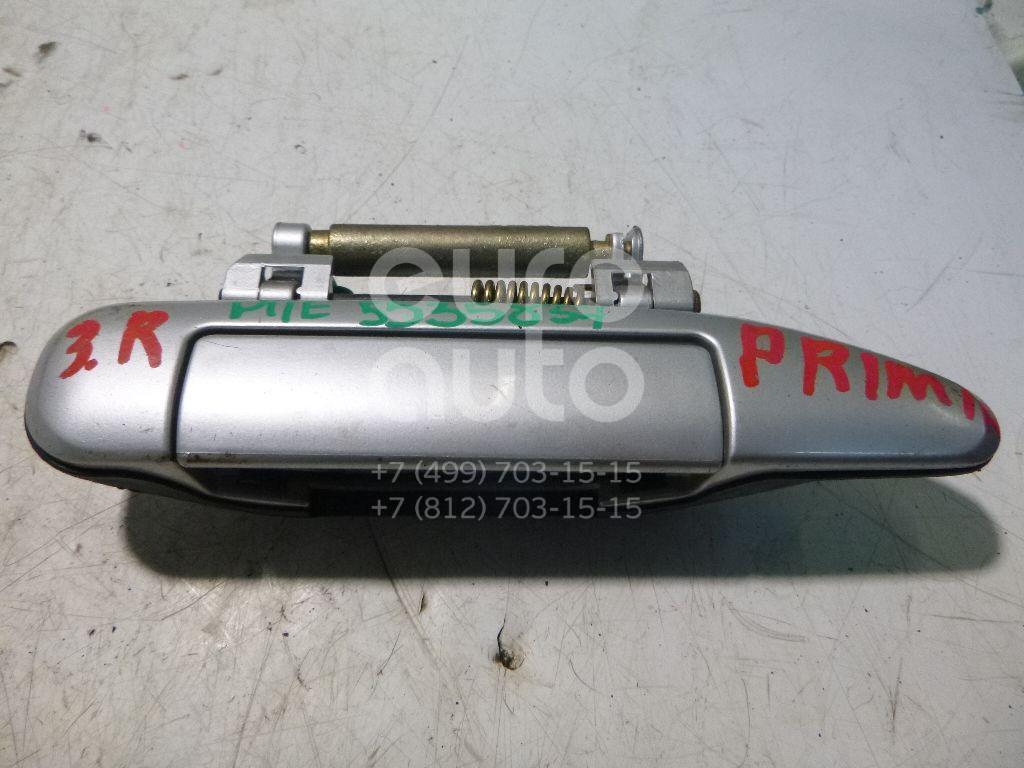 Ручка двери наружная правая для Nissan Primera P11E 1996-2002 - Фото №1