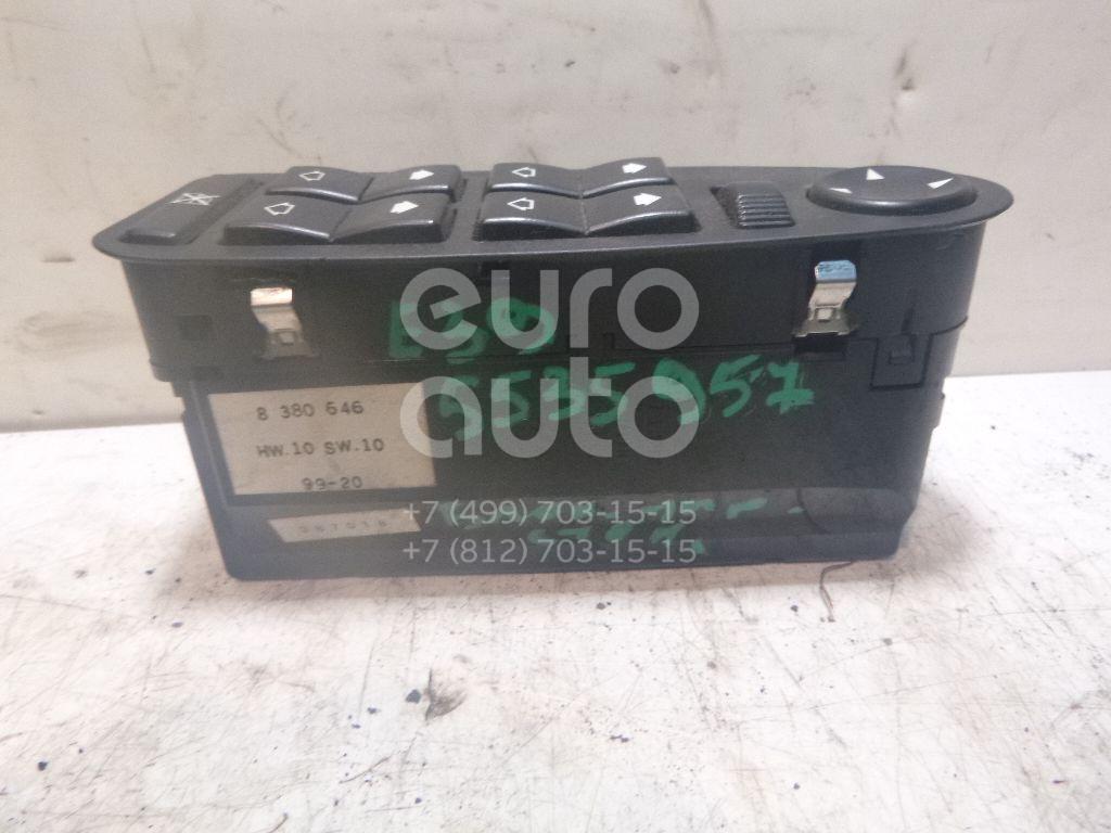 Блок управления стеклоподъемниками для BMW 5-серия E39 1995-2003;7-серия E38 1994-2001 - Фото №1