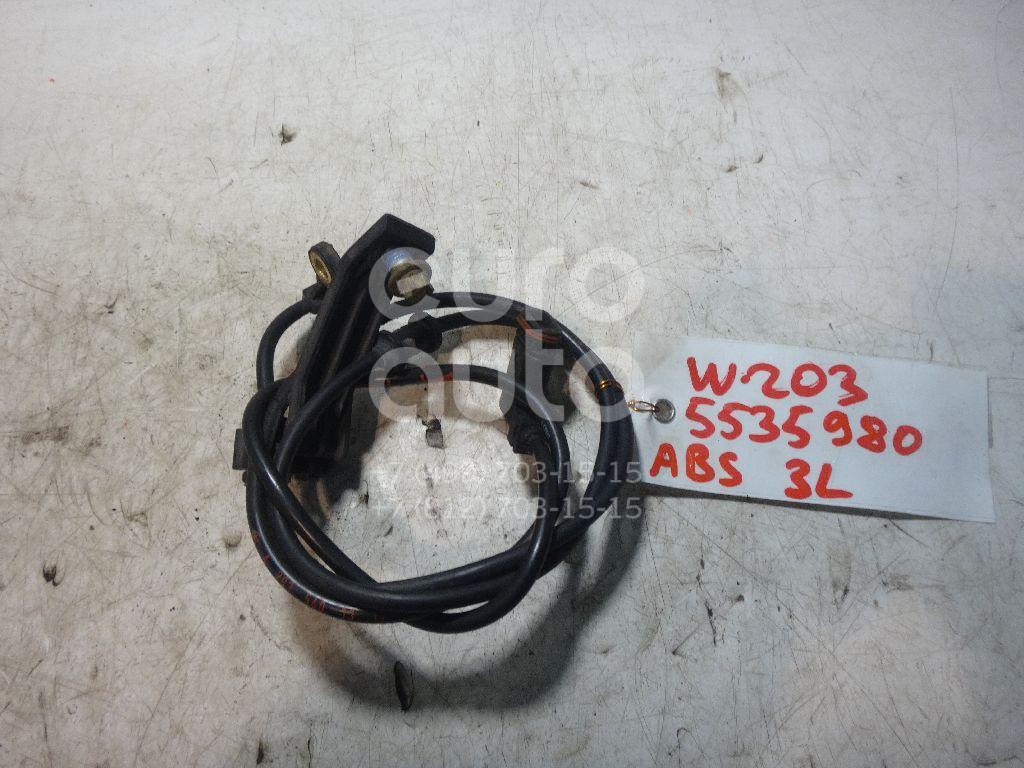 Датчик ABS задний левый для Mercedes Benz W203 2000-2006;C209 CLK coupe 2002-2010;CL203 CLC 2008-2011 - Фото №1