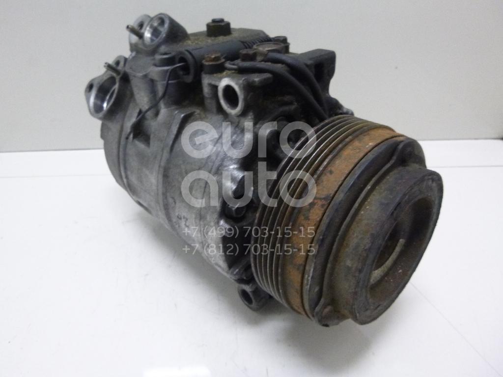 Компрессор системы кондиционирования для BMW 5-серия E39 1995-2003;3-серия E46 1998-2005;7-серия E38 1994-2001;Z8 E52 2000-2003 - Фото №1