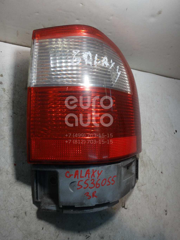 Фонарь задний наружный правый для Ford Galaxy 1995-2006 - Фото №1