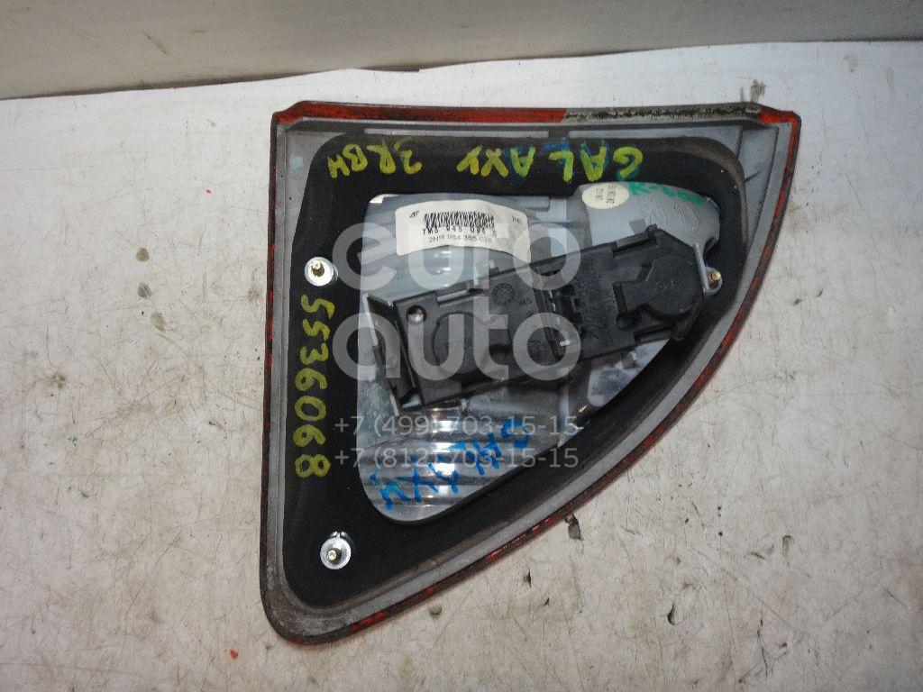 Фонарь задний внутренний правый для Ford Galaxy 1995-2006 - Фото №1