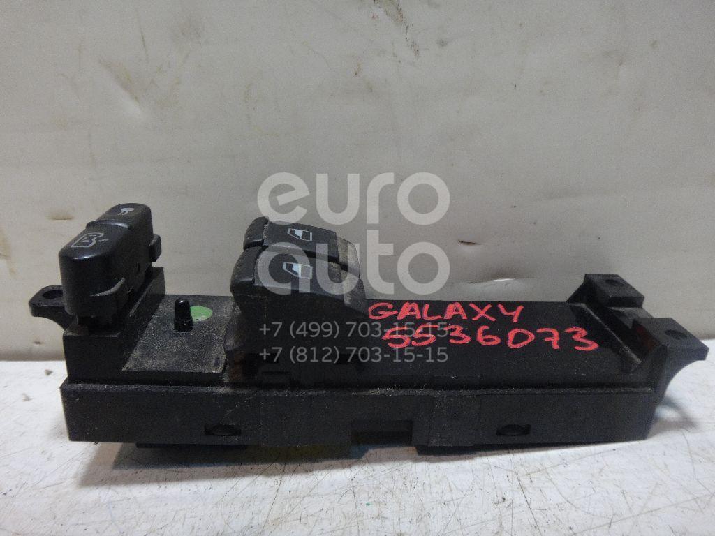 Блок управления стеклоподъемниками для Ford Galaxy 1995-2006 - Фото №1