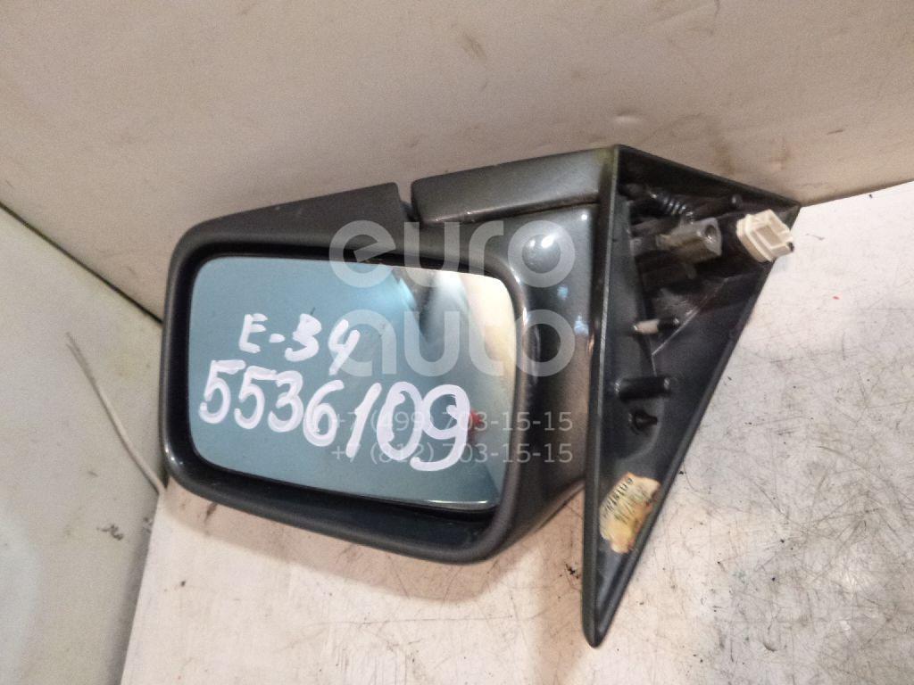 Зеркало правое электрическое для BMW 5-серия E34 1988-1995 - Фото №1