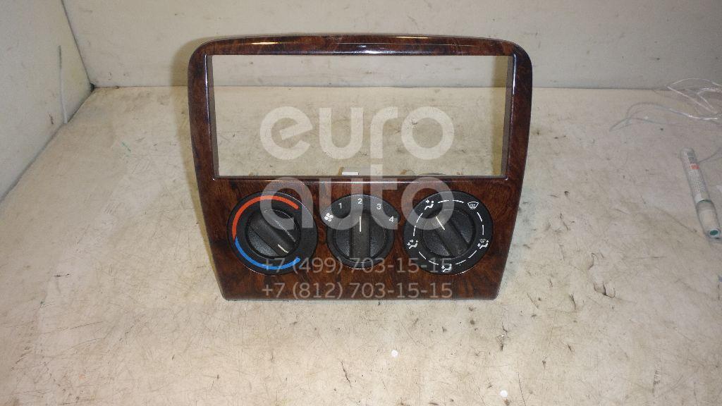 Блок управления отопителем для Opel Vectra B 1999-2002 - Фото №1
