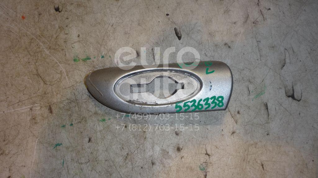 Молдинг переднего левого крыла для Opel Vectra B 1999-2002 - Фото №1