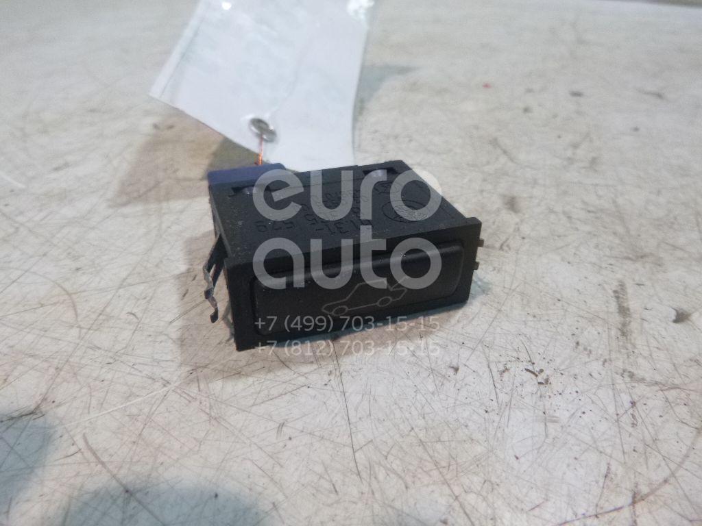 Кнопка открывания багажника для BMW 5-серия E39 1995-2003;3-серия E46 1998-2005;7-серия E38 1994-2001;X5 E53 2000-2007;Z4 E85/E86 2002-2008 - Фото №1