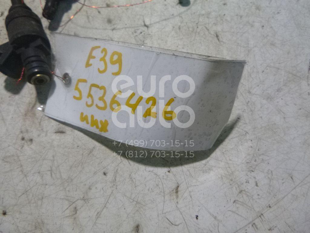 Форсунка инжекторная электрическая для BMW 5-серия E39 1995-2003;3-серия E46 1998-2005;7-серия E38 1994-2001;Z3 1995-2003;5-серия E60/E61 2003-2009;Z4 E85 2002-2008 - Фото №1