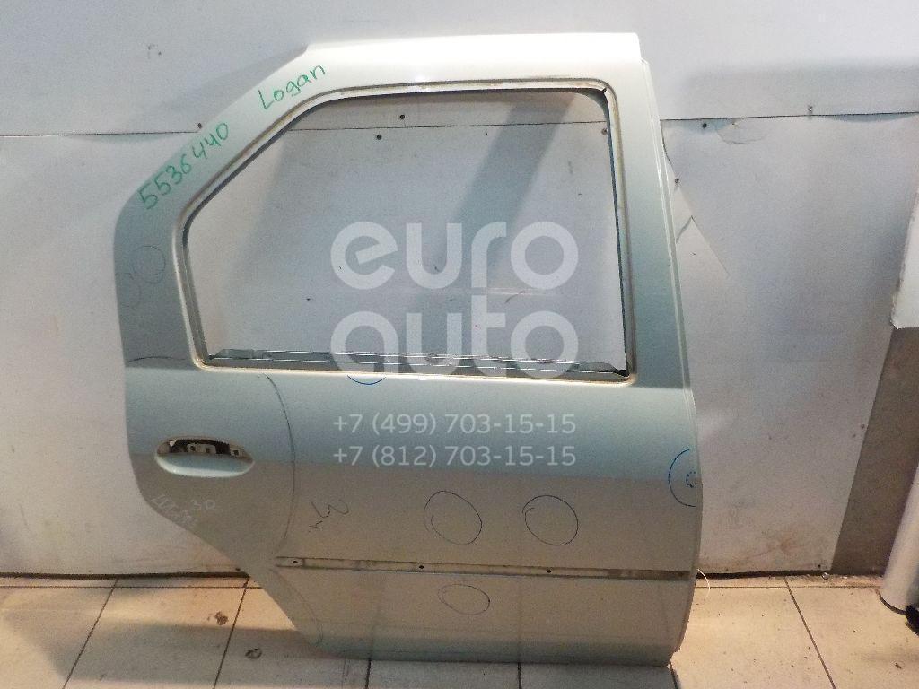Дверь задняя правая для Renault Logan 2005-2014 - Фото №1