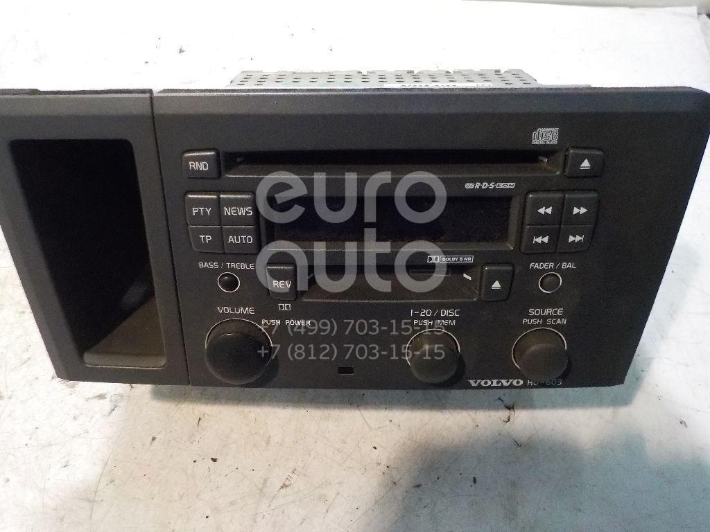 Магнитола для Volvo S60 2000-2009 - Фото №1