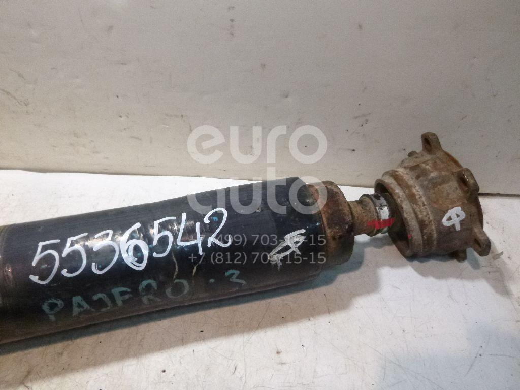 Вал карданный задний для Mitsubishi Pajero/Montero (V6, V7) 2000-2006;Pajero/Montero (V8, V9) 2007> - Фото №1