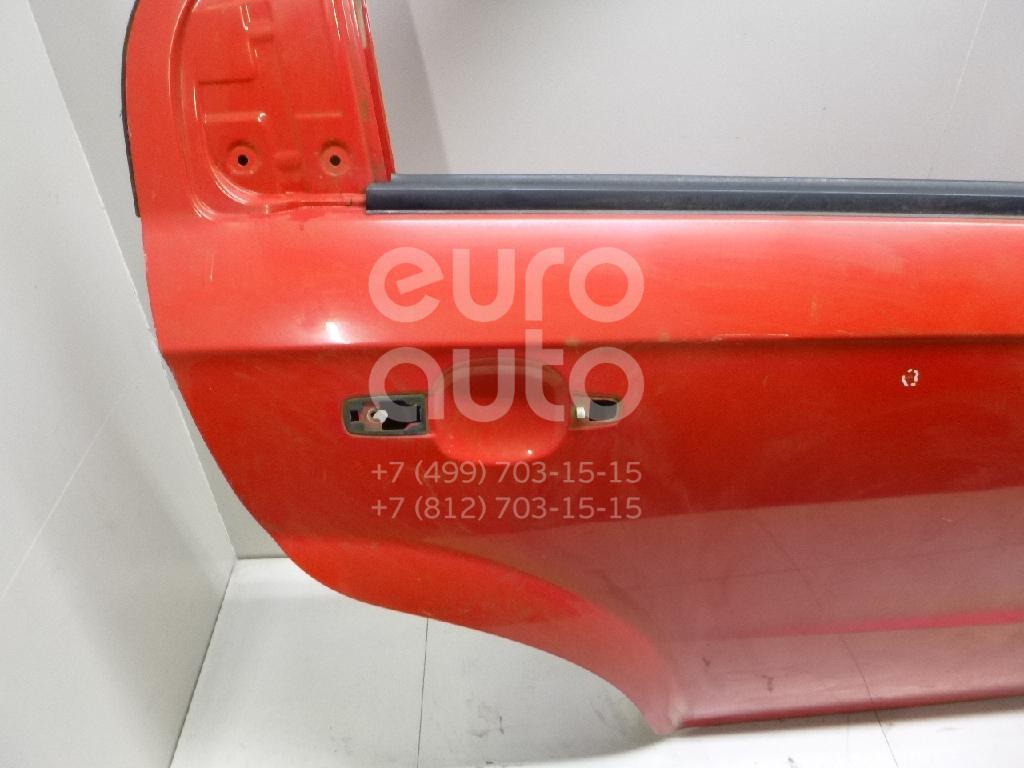 Дверь задняя правая для Chevrolet Aveo (T250) 2005-2011 - Фото №1