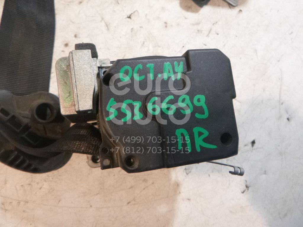 Ремень безопасности с пиропатроном для Skoda Octavia (A4 1U-) 2000-2011;Octavia 1997-2000 - Фото №1