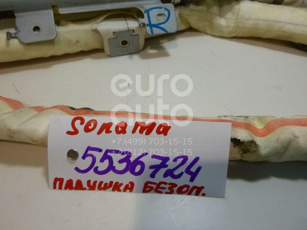 Подушка безопасности боковая (шторка) для Hyundai Sonata V (NF) 2005-2010 - Фото №1