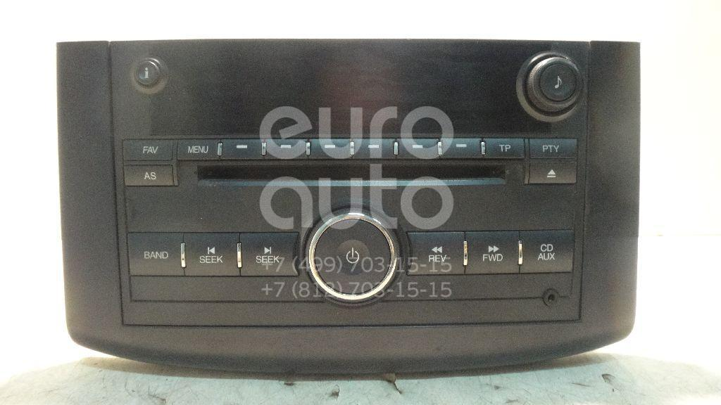 Магнитола для Chevrolet Aveo (T250) 2005-2011;Aveo (T200) 2003-2008 - Фото №1