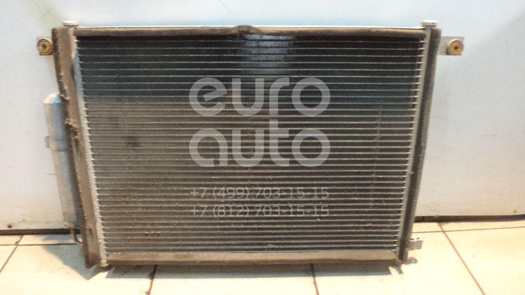 Радиатор кондиционера (конденсер) для Chevrolet Aveo (T250) 2005-2011;Aveo (T200) 2003-2008 - Фото №1