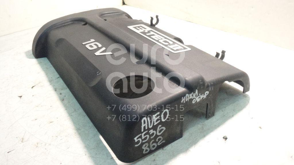 Накладка декоративная для Chevrolet Aveo (T250) 2005-2011;Aveo (T200) 2003-2008 - Фото №1