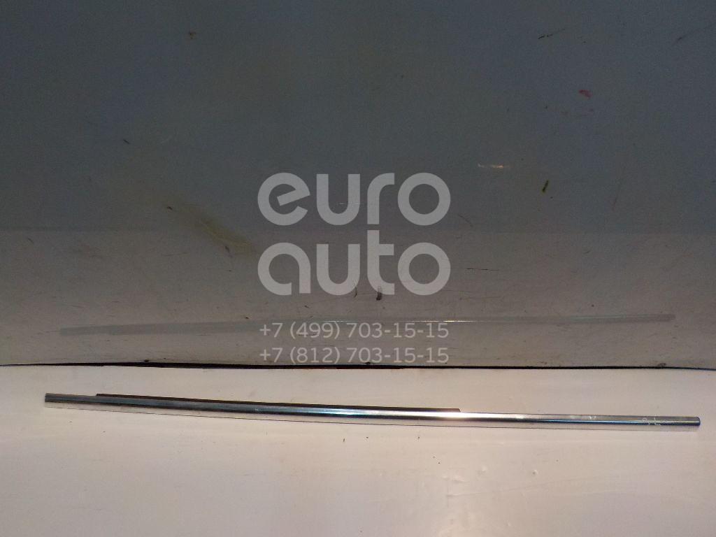 Накладка стекла заднего левого для Volvo S80 2006-2016 - Фото №1