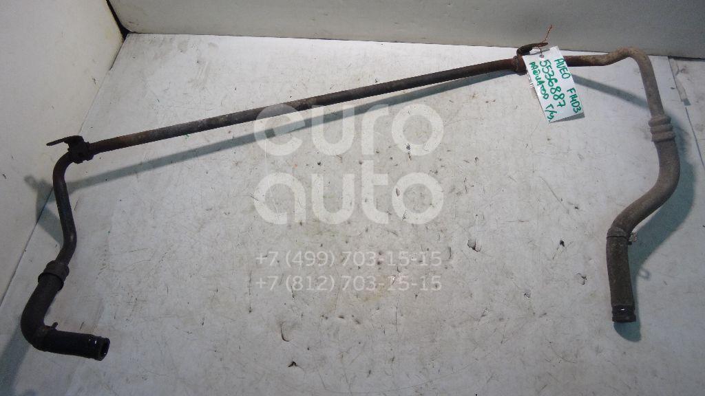 Радиатор гидроусилителя для Chevrolet Aveo (T250) 2005-2011;Aveo (T200) 2003-2008 - Фото №1