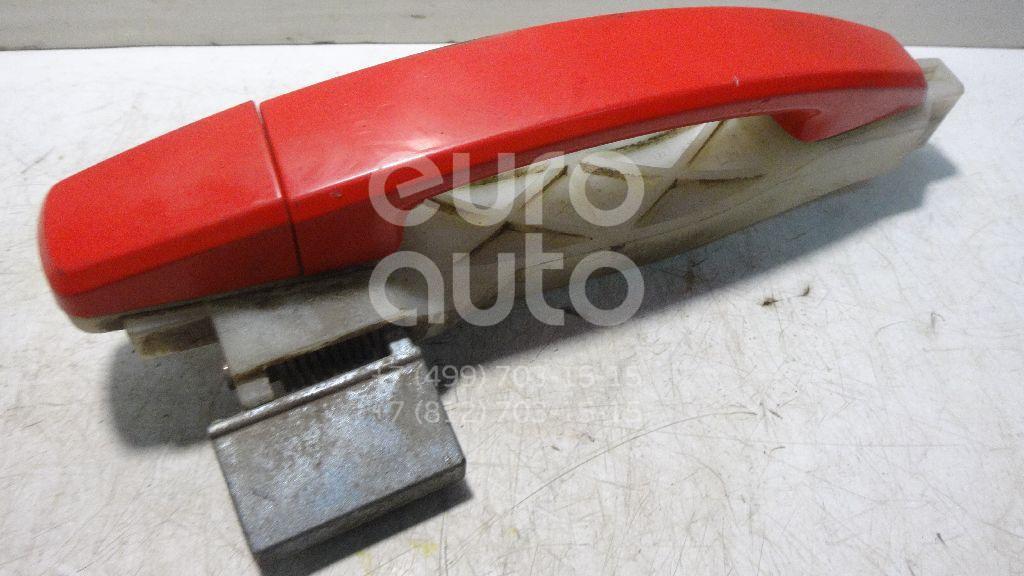 Ручка двери задней наружная левая для Chevrolet Aveo (T250) 2005-2011 - Фото №1