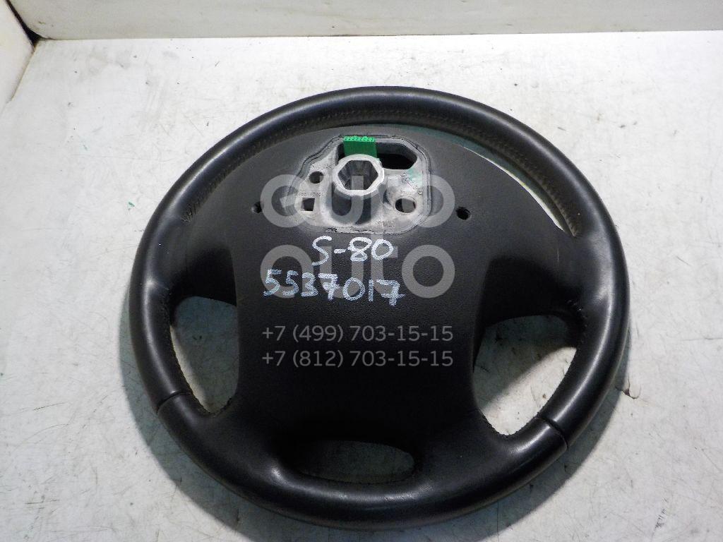 Рулевое колесо с AIR BAG для Volvo S80 2006-2016 - Фото №1