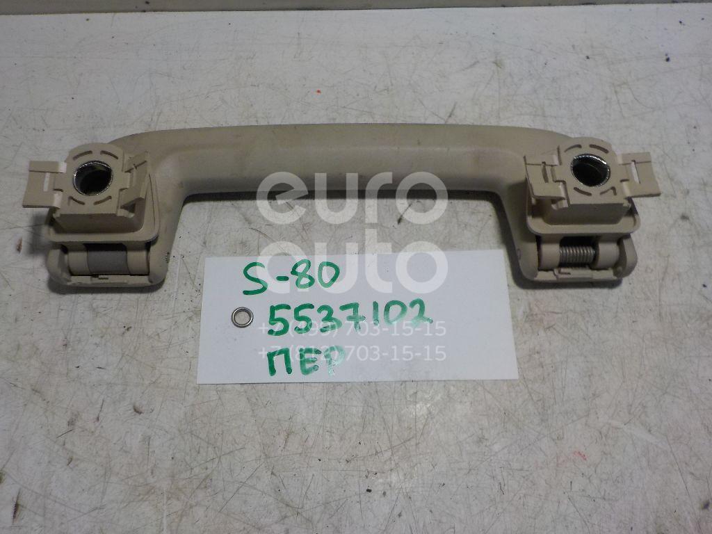 Ручка внутренняя потолочная для Volvo S80 2006>;XC70 Cross Country 2007>;V70 2007>;XC60 2008> - Фото №1