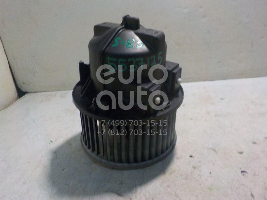 Моторчик отопителя для Volvo S80 2006>;V60 2011>;XC70 Cross Country 2007>;V70 2007>;XC60 2008>;S60 2010> - Фото №1