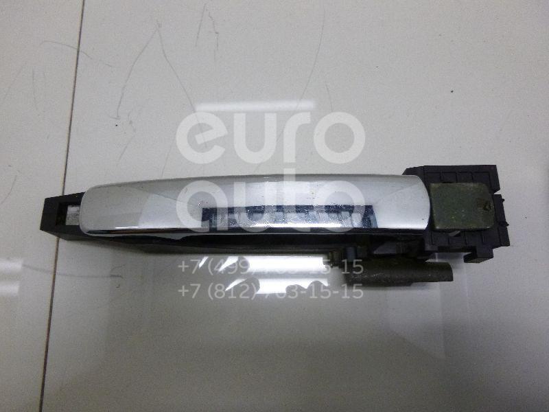 Ручка двери задней наружная правая для Nissan Murano (Z50) 2004-2008 - Фото №1