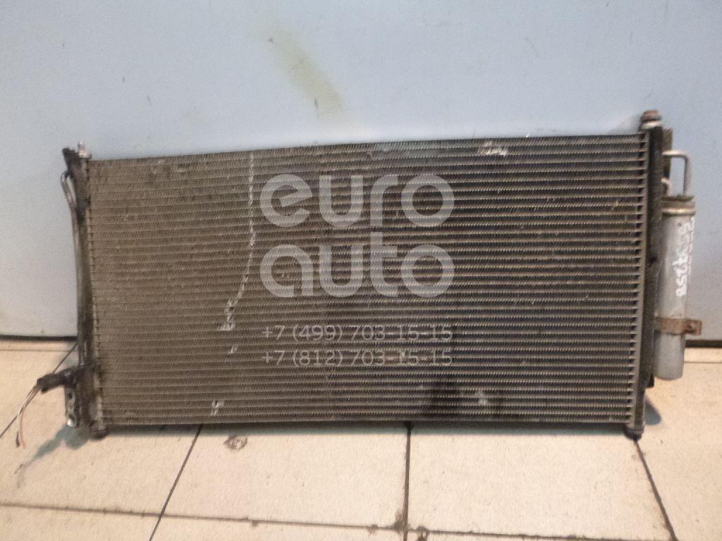 Радиатор кондиционера (конденсер) для Nissan Murano (Z50) 2004-2008 - Фото №1