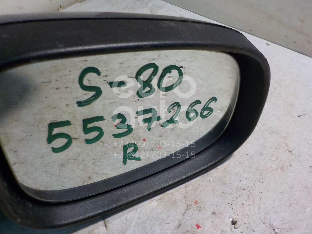 Зеркало правое электрическое для Volvo S80 2006-2016 - Фото №1