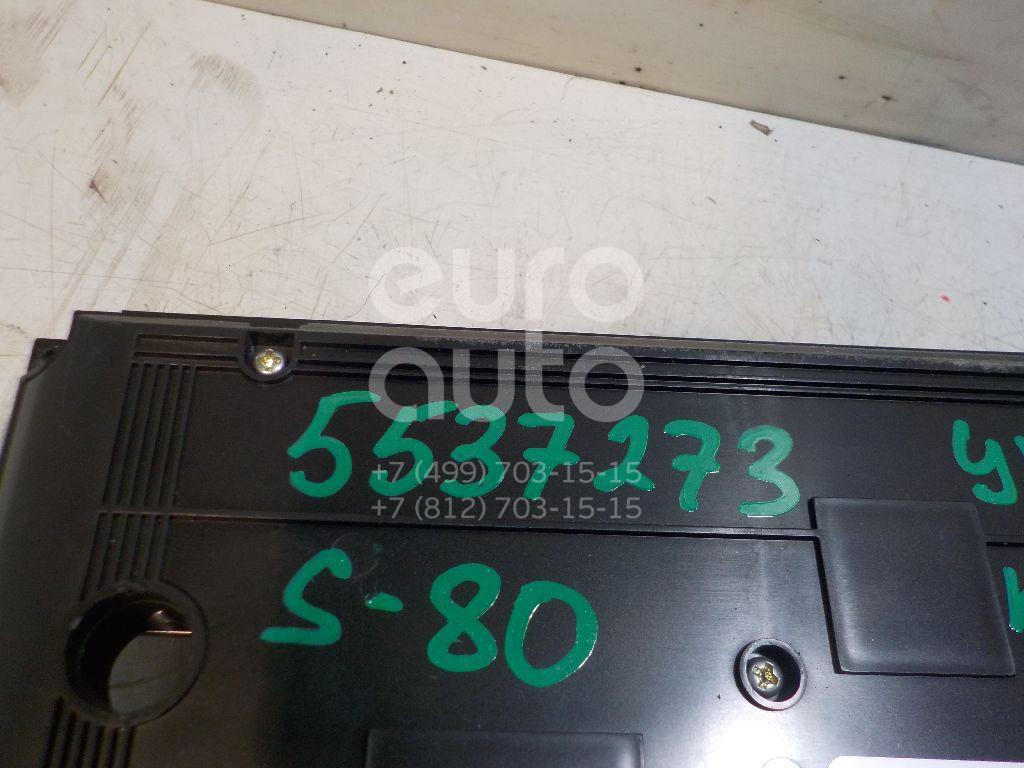 Блок управления климатической установкой для Volvo S80 2006-2016 - Фото №1