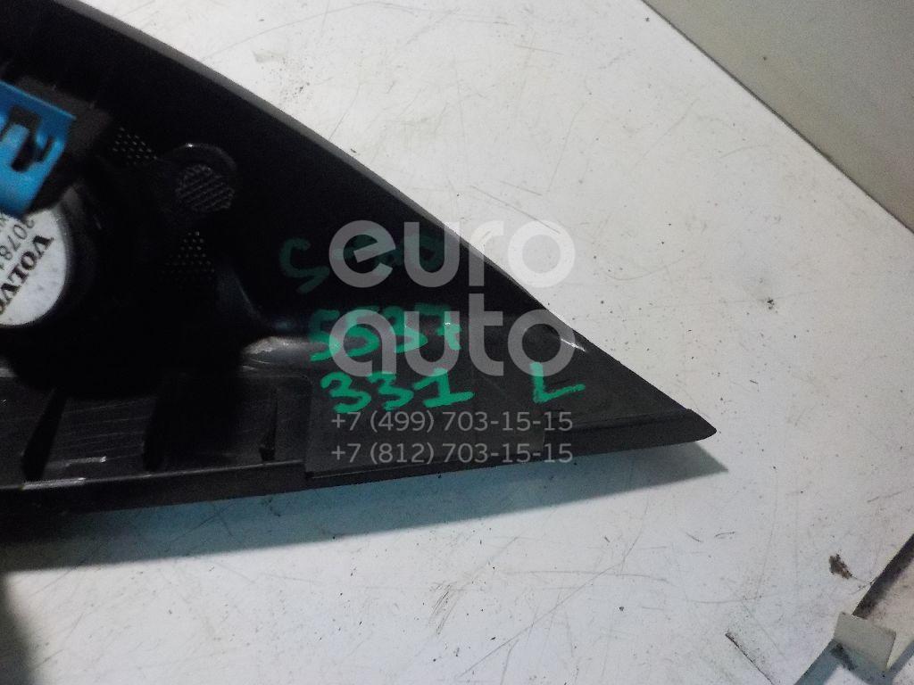 Крышка зеркала внутренняя левая для Volvo S80 2006-2016 - Фото №1