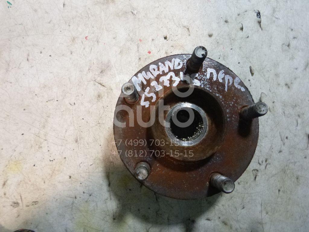 Ступица передняя для Nissan Murano (Z50) 2004-2008;Teana J31 2006-2008 - Фото №1
