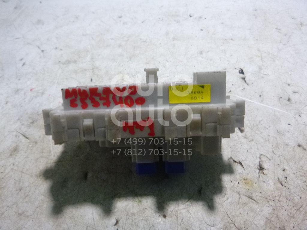 Блок предохранителей для Nissan,Infiniti Murano (Z50) 2004-2008;G (V35) 2002-2007;350Z 2003-2009 - Фото №1
