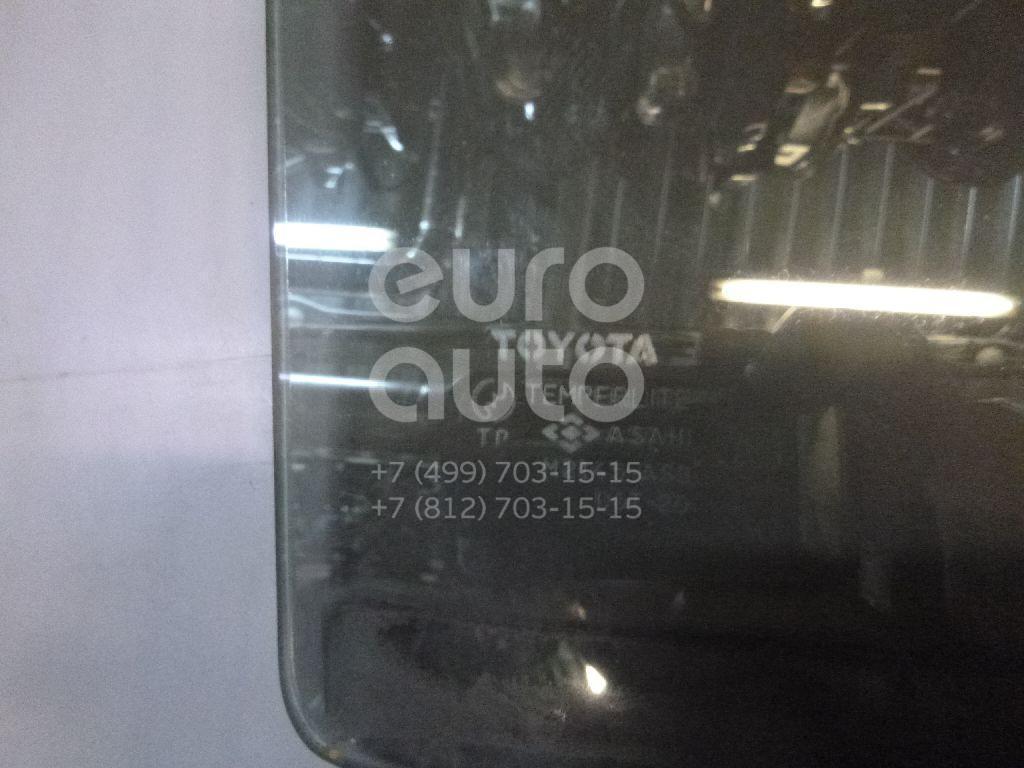 Стекло двери задней правой для Lexus RX 300 1998-2003 - Фото №1
