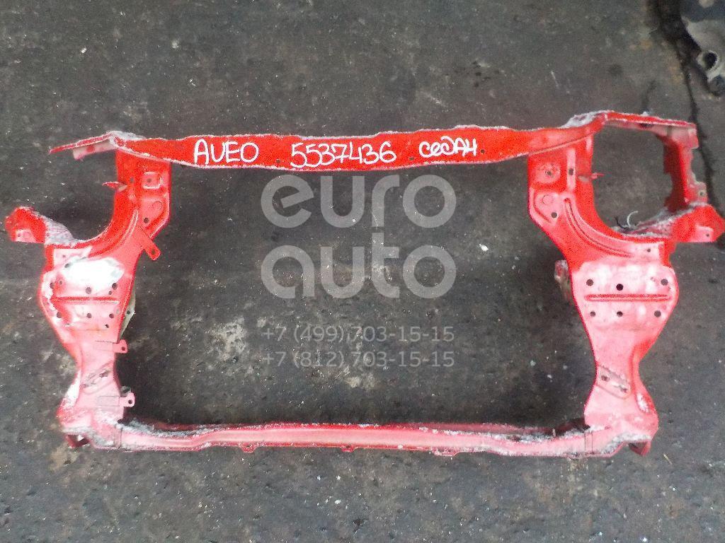 Панель передняя для Chevrolet Aveo (T250) 2005-2011 - Фото №1
