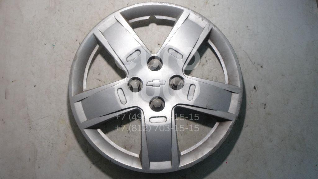 Колпак декоративный для Chevrolet Aveo (T250) 2005-2011;Aveo (T200) 2003-2008 - Фото №1