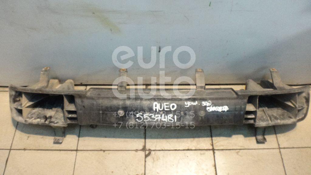 Усилитель заднего бампера для Chevrolet Aveo (T250) 2005-2011 - Фото №1