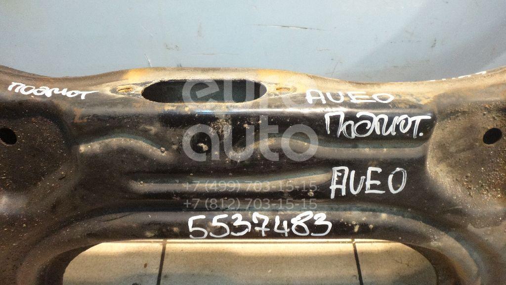 Балка подмоторная для Chevrolet Aveo (T250) 2005-2011;Aveo (T200) 2003-2008 - Фото №1