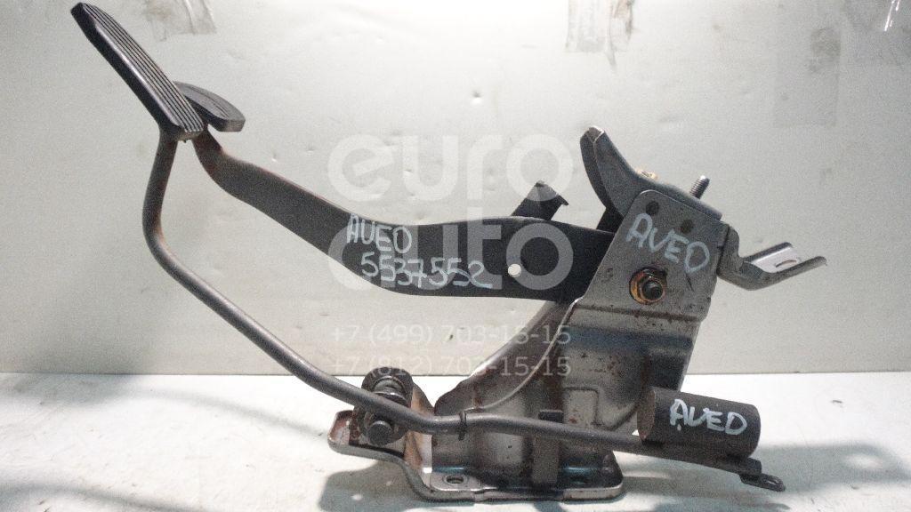 Блок педалей для Chevrolet Aveo (T250) 2005-2011 - Фото №1