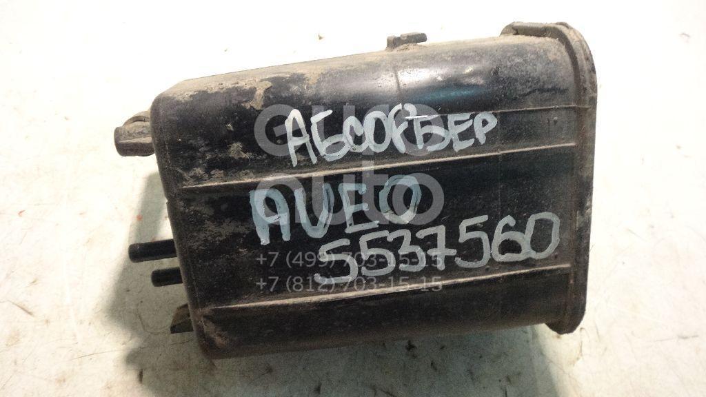 Абсорбер (фильтр угольный) для Chevrolet Aveo (T250) 2005-2011;Aveo (T200) 2003-2008 - Фото №1