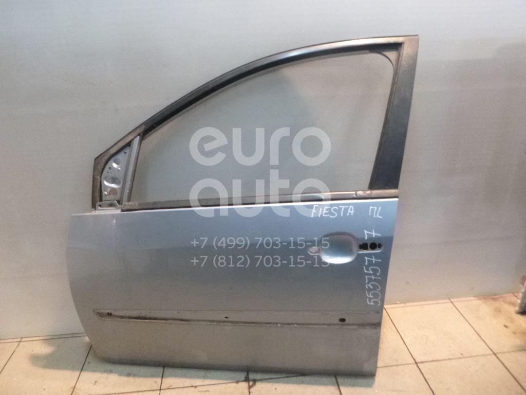 Дверь передняя левая для Ford Fiesta 2001-2007 - Фото №1