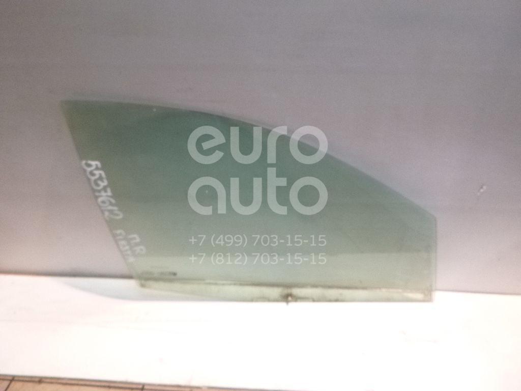 Стекло двери передней правой для Ford Fiesta 2001-2007 - Фото №1
