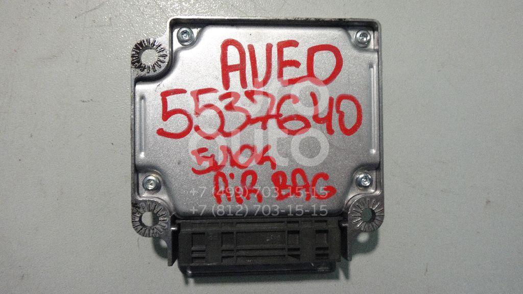 Блок управления AIR BAG для Chevrolet Aveo (T250) 2005-2011 - Фото №1