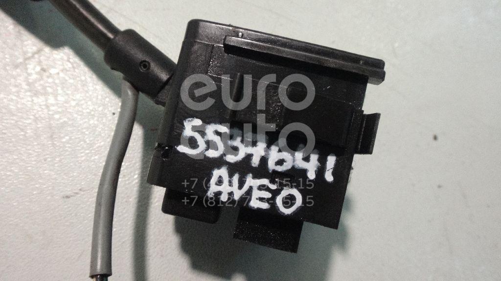 Переключатель поворотов подрулевой для Chevrolet Aveo (T250) 2005-2011;Matiz 2001>;Aveo (T200) 2003-2008;Spark 2005-2011 - Фото №1