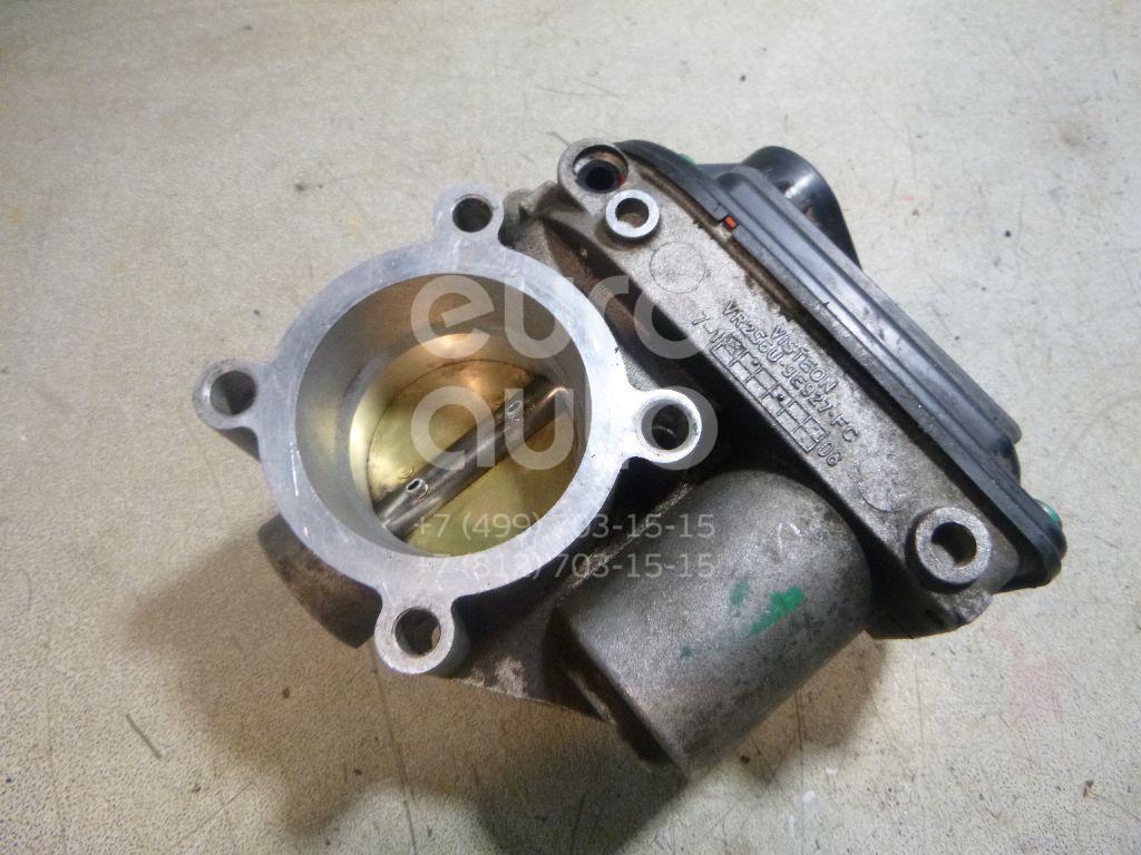 Заслонка дроссельная электрическая для Ford Fiesta 2001-2008;Focus II 2005-2008;Fusion 2002-2012;C-MAX 2003-2011;Focus II 2008-2011 - Фото №1