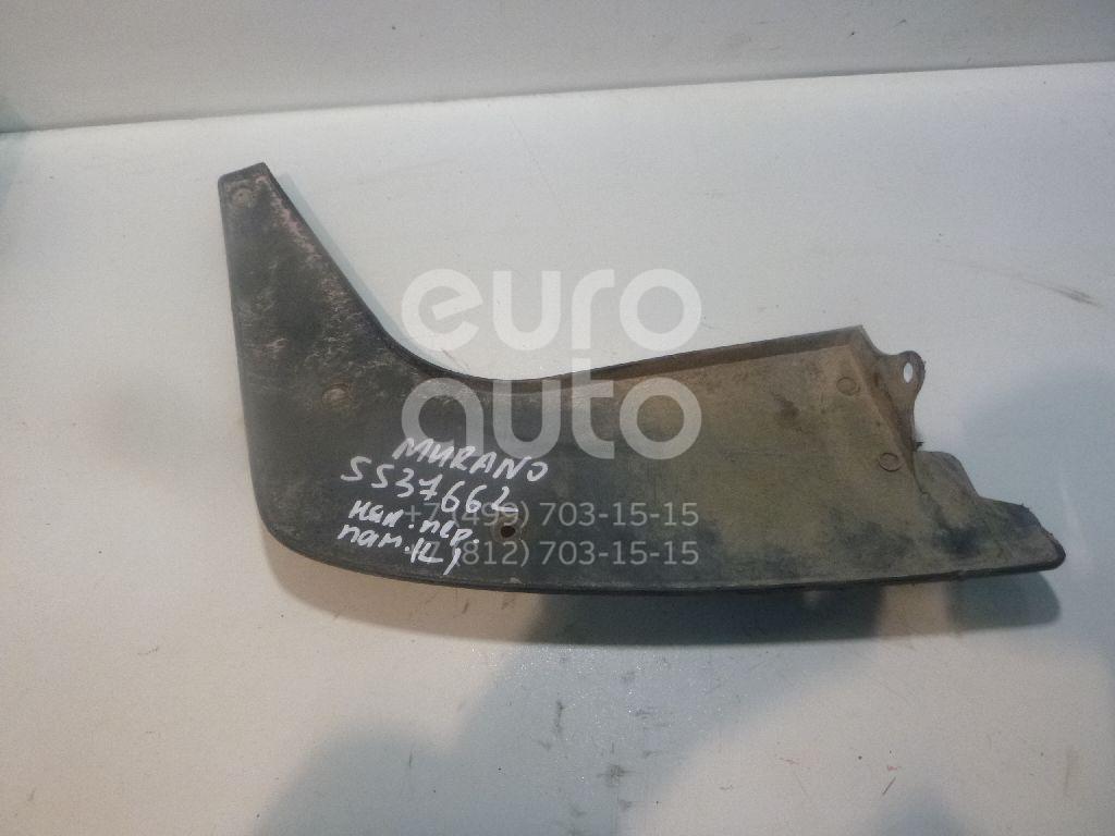 Накладка переднего бампера левая для Nissan Murano (Z50) 2004-2008 - Фото №1