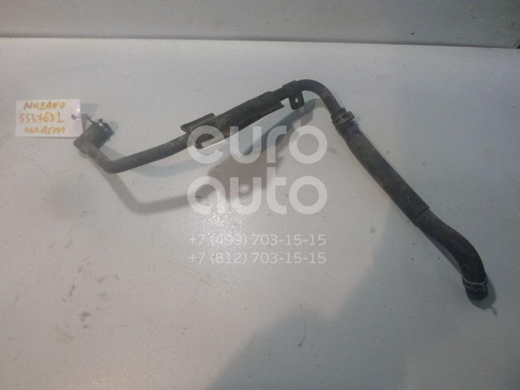 Трубка системы охлаждения АКПП для Nissan Murano (Z50) 2004-2008;Teana J31 2006-2008 - Фото №1