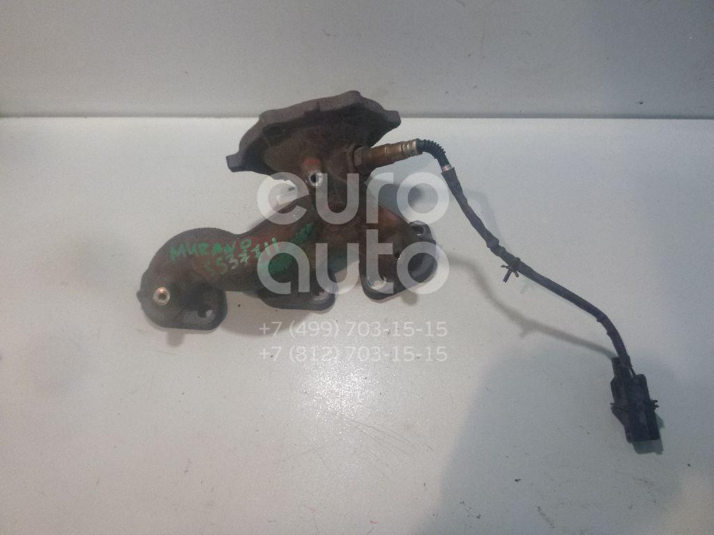 Коллектор выпускной для Nissan Murano (Z50) 2004-2008;Teana J31 2006-2008;Maxima (A33) 2000-2005 - Фото №1