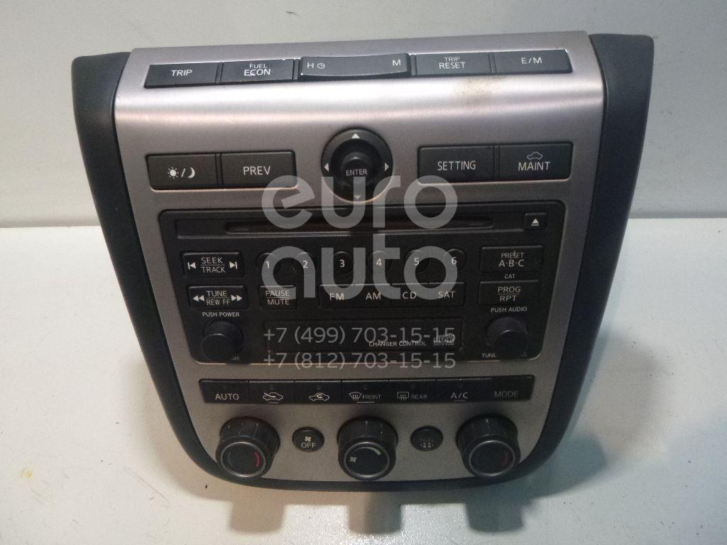 Магнитола для Nissan Murano (Z50) 2004-2008 - Фото №1